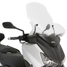 Parabrisas GIVI 2111DT + Set Ataques D2111KIT Yamaha X-Max 400 2013-2014
