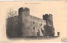 01 - cpa - PRIAY - Château de Richemont