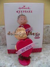 Hallmark 2014 Linus's Big Heart Valentine's Day Peanuts All Year Long Ornament