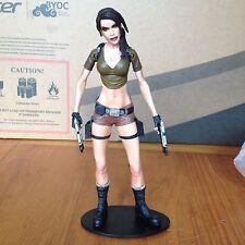 "Lara Croft Tomb Raider Legend Video Game Character 7"" Figura Rara NECA 2006"