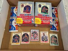1989-90 NBA HOOPS WAX SEALED PACKS in BOX POSS. MICHAEL JORDAN PSA 10 (89 90)