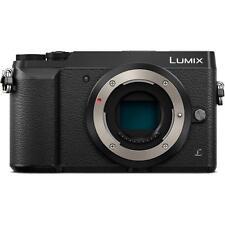 PANASONIC LUMIX DMC-GX80 16.0MP Cámara Digital Sólo Cuerpo-Negro Reino Unido Stock