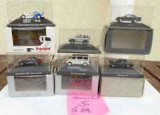 Herpa Conjunto 1:87 H0, 6 piezas Camión + DTM COCHE DE CARRERAS EN CAJA,