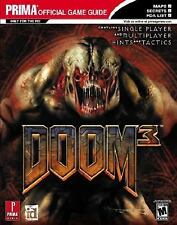 Doom 3 (Prima Official Game Guide)