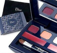 100%AUTHENTIC Exclusive DIOR Jadore LOGO Multi-Makeup&Mirror LIPS&EYES PALETTE