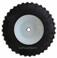 """Go-Kart Parts, 1"""" Live Axle Wheel Assembly with 145/70-6 Knobby tires"""