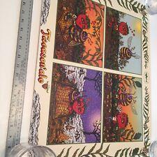 Dogfish Head Tweasonale Strawberry Honey Gluten Free Beer Poster Craft Micro
