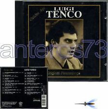"LUIGI TENCO ""GOLDEN AGE - ORIGINAL RECORDINGS"" RARO CD"