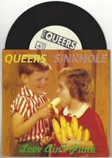 "The Queers/Sinkhole ""Love Ain't Punk"" 7"" Screeching Weasel NoFx Ramones"