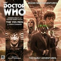 The Early Adventures: The Yes Men (Doctor Who) by Guerrier, Simon Book The Fast