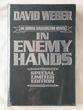Honor Harrington: In Enemy Hands Limited Leatherbound Edition 7 by David Weber (2018, Leather)