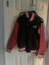 ALL STAR CHALLENGE CHEER DANCE NATIONAL CHAMPS  VARSITY JACKET Size Small