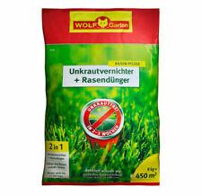 WOLF-Garten 2-in-1 Unkrautvernichter plus Rasendünger SQ 450 3840745