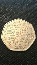WWF Commemorative 50 Years Of WWF 50p Coin Minted In 2011 Freepost