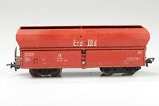 Fleischmann H0 Rumpel-Selbstentladewagen 612 686 Mineral Iiid Caja de Basura O.o