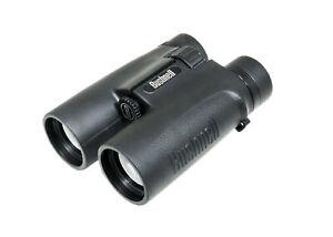 Bushnell All Purpose 10x42mm Binocular Roof Prism Case and Strap. 42mm obj lens.