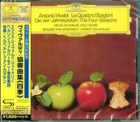 HERBERT VON KARAJAN-VIVALDI: THE FOUR SEASONS-JAPAN SHM-CD D20