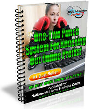 ONE-TWO PUNCH SYSTEM FOR KNOCKING OUT ONLINE PROFITS