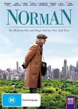 Norman: The Moderate Rise and Tragic Fall of a New York Fixer NEW R4 DVD
