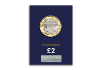 £2 Two Pound Coin 2017 RARE Aviation WW1 Brilliant Uncirculated hologram sealed