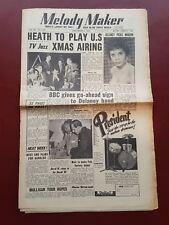 Melody Maker - December 4th 1954 - Newspaper Magazine Paper #B848