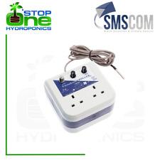 SMSCOM Twin Hydroponics Fan Speed Controller 7 Amp MK2 SMS COM MK2