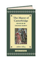 The Mayor of Casterbridge by Thomas Hardy (Hardcover) unabridged edition NEW