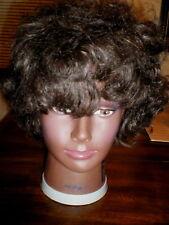 Morris Flamingo Manikin African American Head Beauty School Mannequin Hair Salon