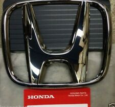 Genuine Oem Honda Civic 2dr Coupe Front Grille H Emblem 2012 2013 Two Door Cpe Fits 2013 Honda Civic Si