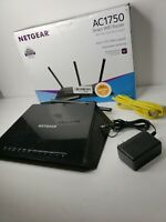 NETGEAR R6400 Wireless AC1750 Smart Dual-Band Wi-Fi Router