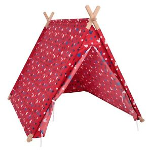 Disney Evergreen Kids Mickey Mouse Red Play Tent 42x42x47 NWT