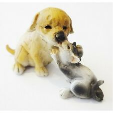 Just Good friends Cat and Dog