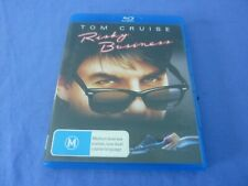 Risky Business Blu-Ray Tom Cruise Rebecca De Mornay Free Tracked