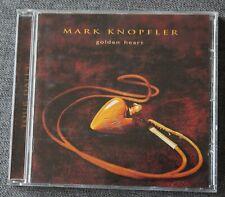 Mark Knopfler, golden heart, CD