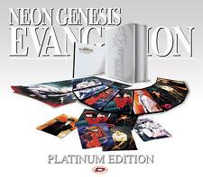 NEON GENESIS EVANGELION PLATINUM LIMITED BOX 8 DVD
