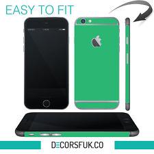 iPhone 6 skin dark green - apple skin vinyl - iphone 6 sticker / iphone 6 decals