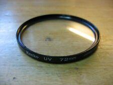 Kenko 72mm UV Filter