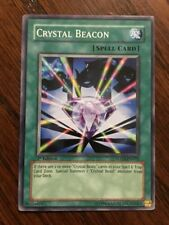 Crystal Beacon FOTB-EN032 YuGiOh! SPELL Near Mint FORCE OF THE BREAKER 1st Ed x1