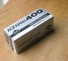 Agfapan B&W 400sa 120 comprimidos anticuado 1985