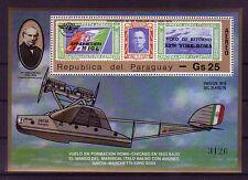 Paraguay Michelnummer Block 337 postfrisch ( Hill : 25 )