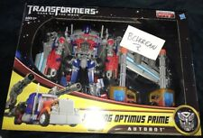 Transformer Dark Of the Moon Jetwing Optimus Prime New Amazon Exclusive