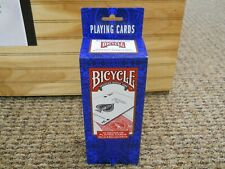 Bicycle Standard Playing Cards (Box of 12 Decks) BLUE DECKS ONLY