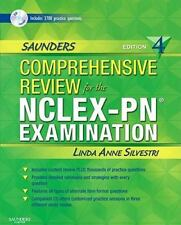 Saunders Comprehensive Review For The Nclex-Pn Examination Silvestri