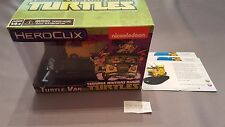 Heroclix TMNT convention exclusive Turtle Van #TP16-003 FREE SHIPPING