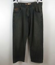 MECCA USA Relaxed Jeans Mens Size 34 x 32 Distressed