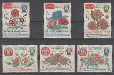 v263 Jemen-Königreich/ Blumen  MiNr 182/87 A **