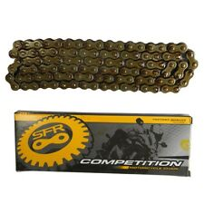 110 125cc Atv Quad Pit Pro Dirt Bike 420 106L Gold Drive Chain + Joiner Link For