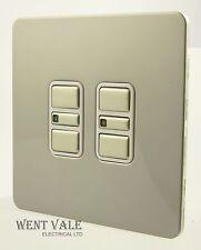 Ottieni ULTIMATE SCREWLESS - 176360 - 2G 2W modo ELECTRONIC DIMMER 60-300W NUOVO