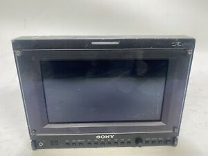 """Sony PVM -740 7.4 """" OLED PVM740 SD/HD Multiformat Widescreen Color Monitor ref2"""