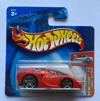 2004 Hotwheels Tooned Enzo Ferrari Red! Mint! Very Rare!